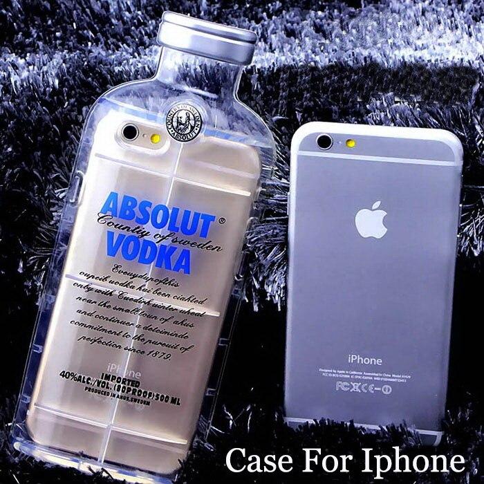 coque iphone 6 vodka