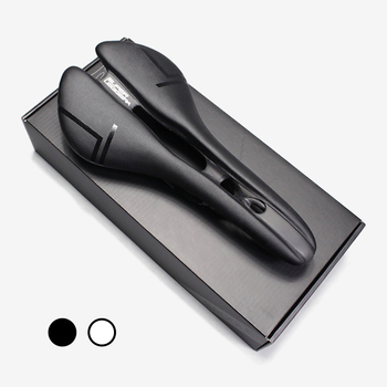 Ultralight Selle full Carbon Saddle Bicycle vtt racing seat Wave Road Bike Saddle for men sans cycling Seat mat bike Spare Parts