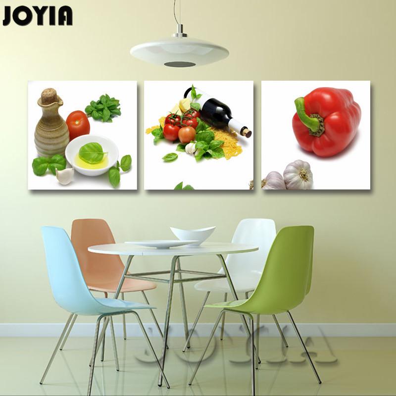 légumes peintures-achetez des lots à petit prix l&eacute ... - Peinture Sur Toile Pour Cuisine