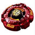 1pcs Beyblade Metal Fusion Metal Fang Leone W105R2F Limited Edition WBBA Burning Claw Version Red Beyblade M088