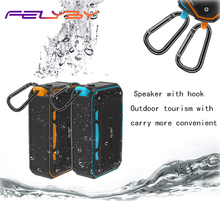 FELYBY novo S618 IP67 handbluetooth speaker portátil esportes ao ar livre à prova d' água rádio FM altofalante do computador do telefone móvel