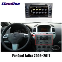 For Opel Zafira 2006~2011 Car GPS Navigation System + Radio TV DVD iPod BT 3G WIFI HD Screen Multimedia System