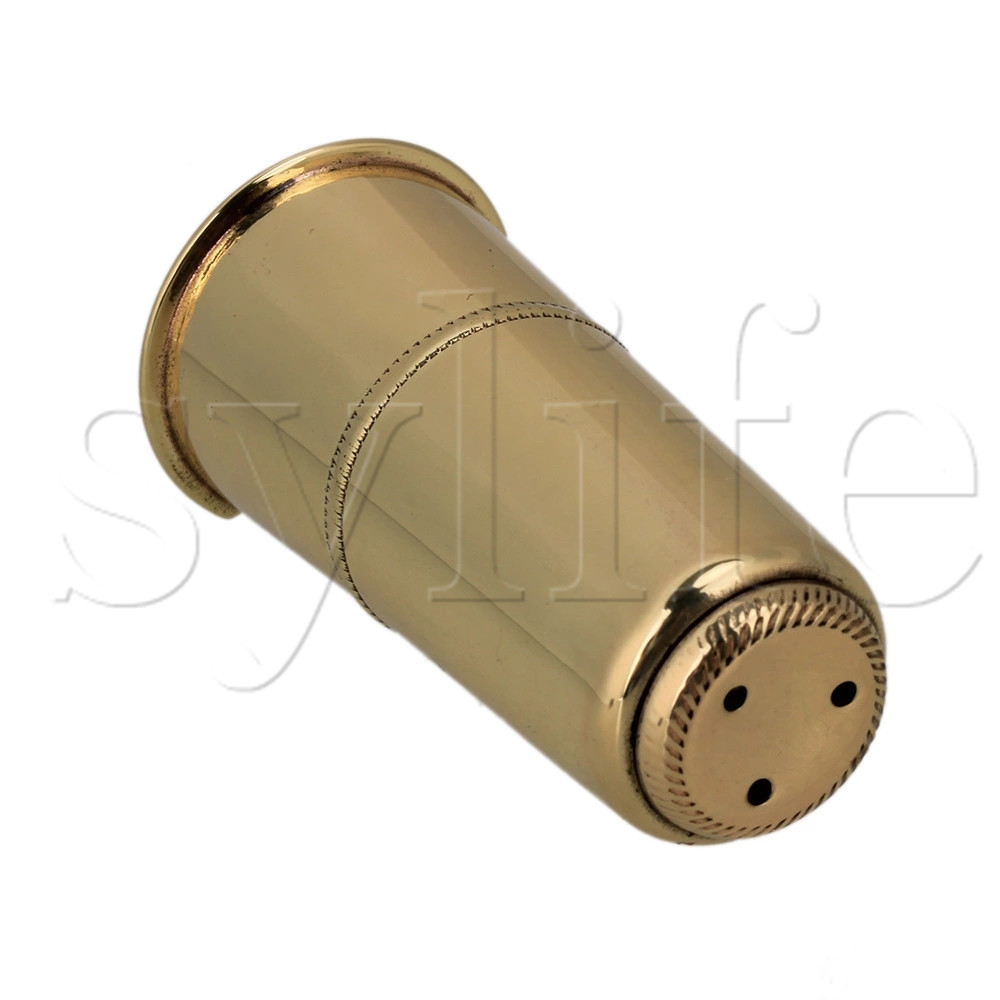 Metal High-pitch Saxophone Mouthpiece Cap Gold Plated Instrument Accessories