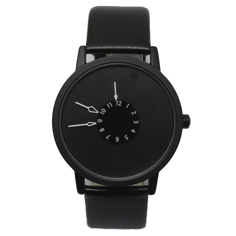 Korean wind belt Harajuku simple creative quartz watch a couple of male and female students on behalf of the 457Z table attitude and knowledge of students on alternative sources of energy