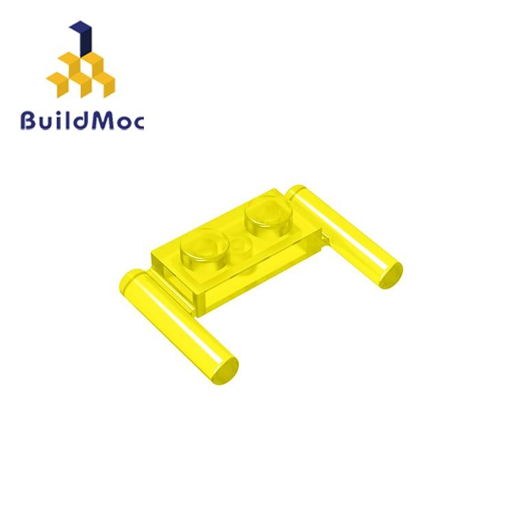 BuildMOC Compatible Assembles Particles 3839 1x2For Building Blocks Parts DIY Story Educational Gift Toys