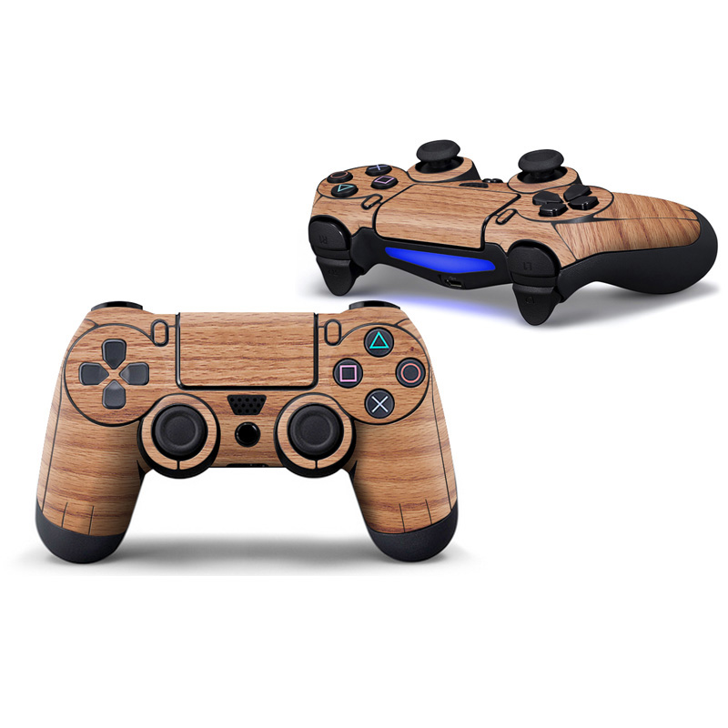 free drop shipping 2pcs Game of Vinyl Skin Sticker For Sony PS4 Controllers Skin Decal #TN-P4C-0591