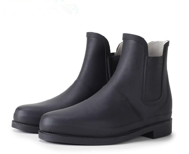 Aliexpress.com : Buy Brand New Men's Fashion Rubber Ankle Rain ...