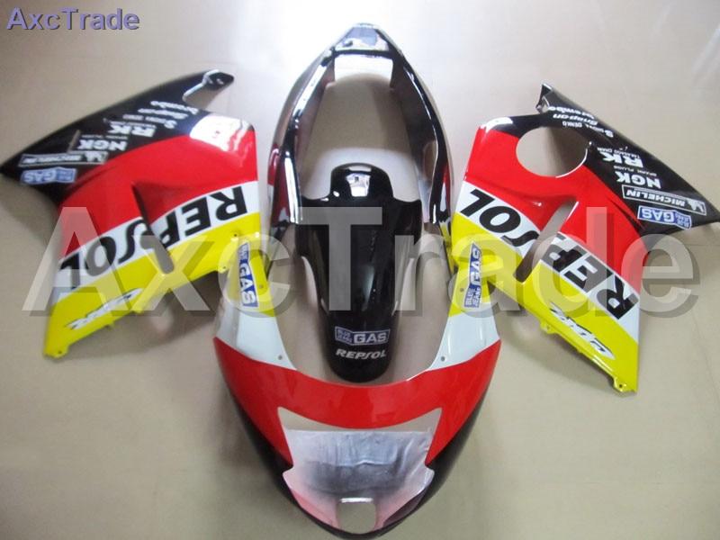 Мото мотоцикл обтекатель Комплект для Honda CBR1100XX ЦБ РФ 1100XX супер Черная птица 1996 - 2007 96-07 ABS пластик обтекателя боди-Кит