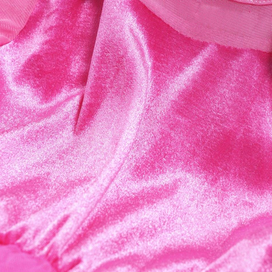 Rose Sleeping Beauty Cosplay Costume (6)