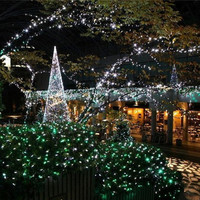 Led String Light 22M 200 LEDs Solar Powered Fairy String Light Outdoor Garden Wedding Decoration Christmas