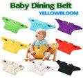 Cinturón Portable Infant Seat Producto Silla de Comedor de bebé Cinturón de Algodón Stretch Wrap Safty Arnés Porta Bebé