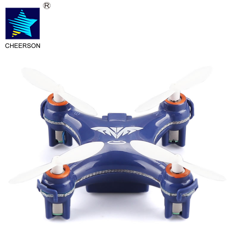 Cheerson CX 10SD Quacopter Mini Drone Multicopter 2 4G 4CH 6 Axis RC Helicopter Remote Control