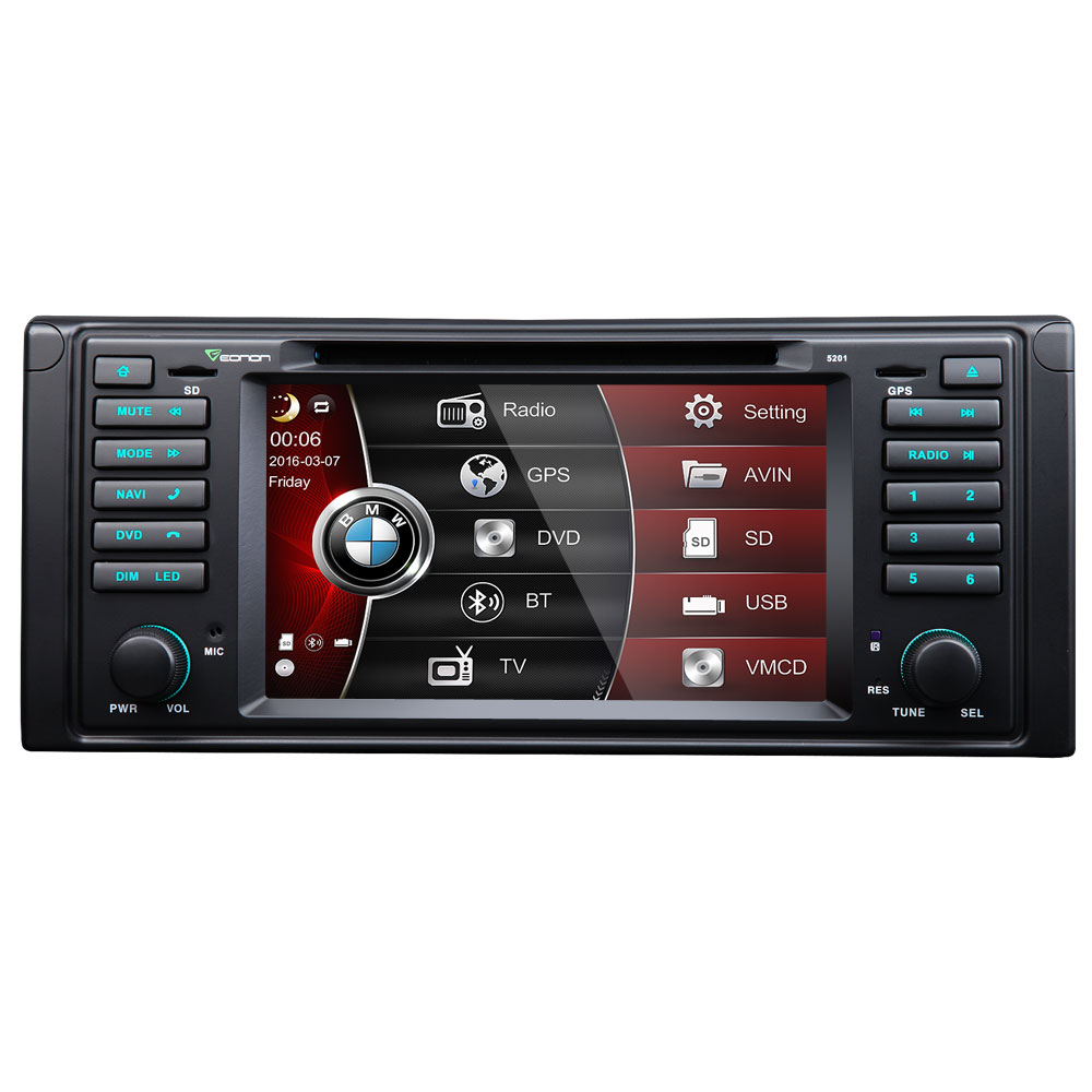 7 inch touch screen car gps car dvd player special for bmw. Black Bedroom Furniture Sets. Home Design Ideas