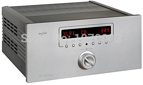 DUSSUN S8 Hypre hi-end Class A Integrated Amplifier 2x350W XLR Input Double Mono Power Amplifier lowTHD Volume Controller бумага lomond 1209122 80 г м2 914мм 175м 76 матовая