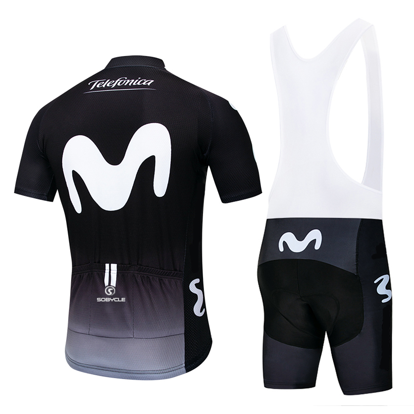 37a17b8c13c2 2019 TEAM Big M Black Cycling Set