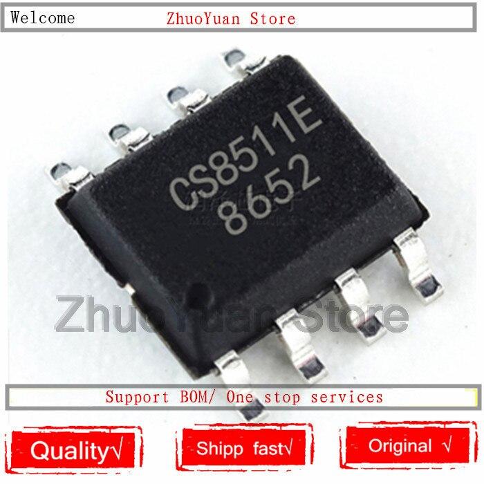 10PCS/lot New Original CS8511E CS8511 SOP-8 IC Chip