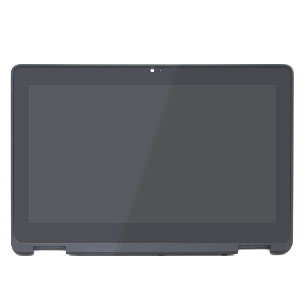 11.6 LED LCD Touch Screen Digitizer Assembly With Bezel For Dell Chromebook 11 5190 P28T 2 in 1 11.6 LED LCD Touch Screen Digitizer Assembly With Bezel For Dell Chromebook 11 5190 P28T 2 in 1