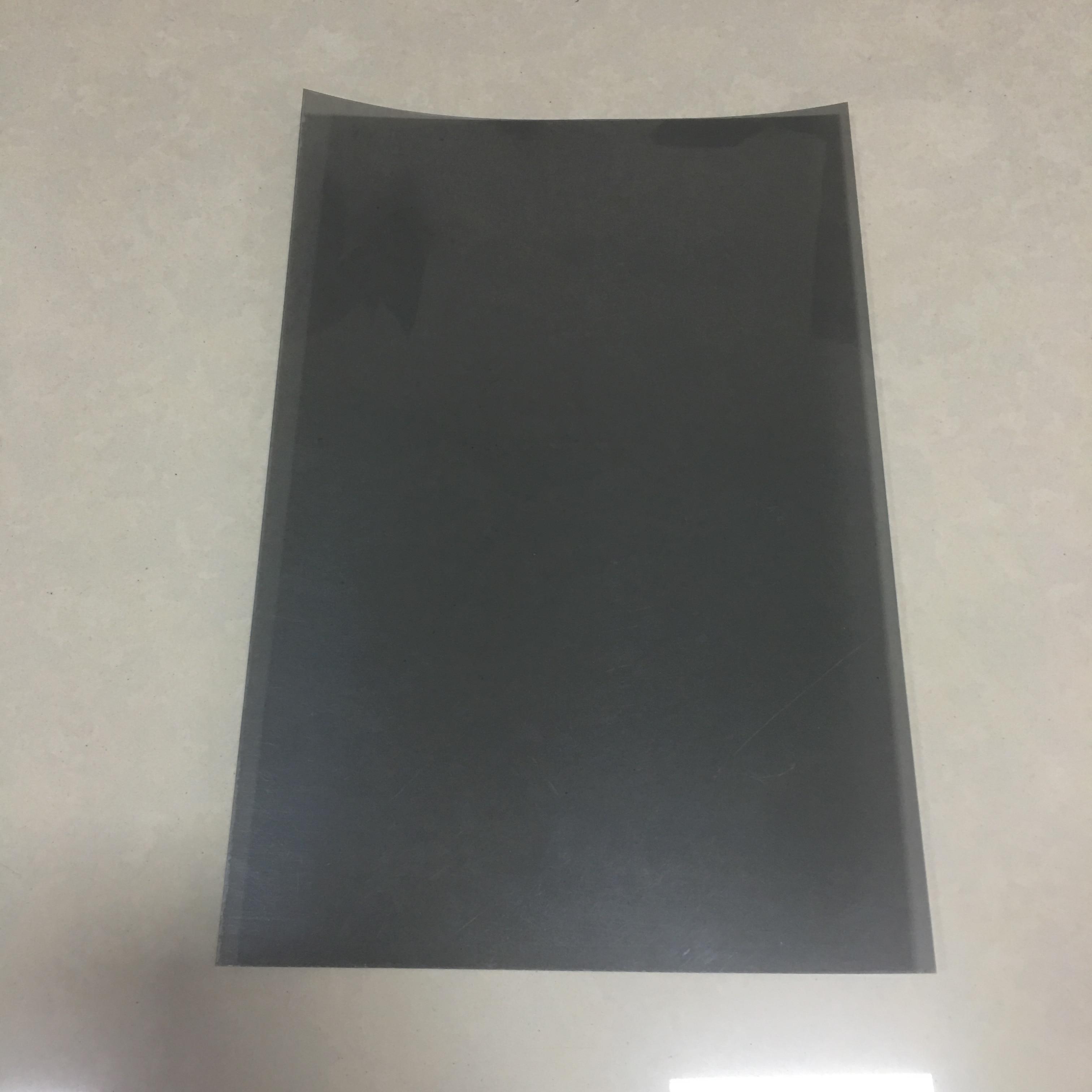 1pcs 30*20CM Horizontal 0 degree Polarizer Film for LCD,Linear Polarized Filter,Linear Polarizing Polarization Film Sheets(China)