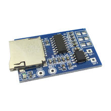 1PCS GPD2846A TF Card MP3 Decoder Board 2W Amplifier Module NEW
