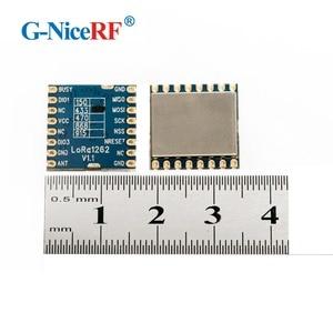 Image 3 - 1Piece 22dBm 868mhz 915MHz SX1262 LoRa1262 Ultra low receive current 4.6mA Long range SPI Interface Wireless module