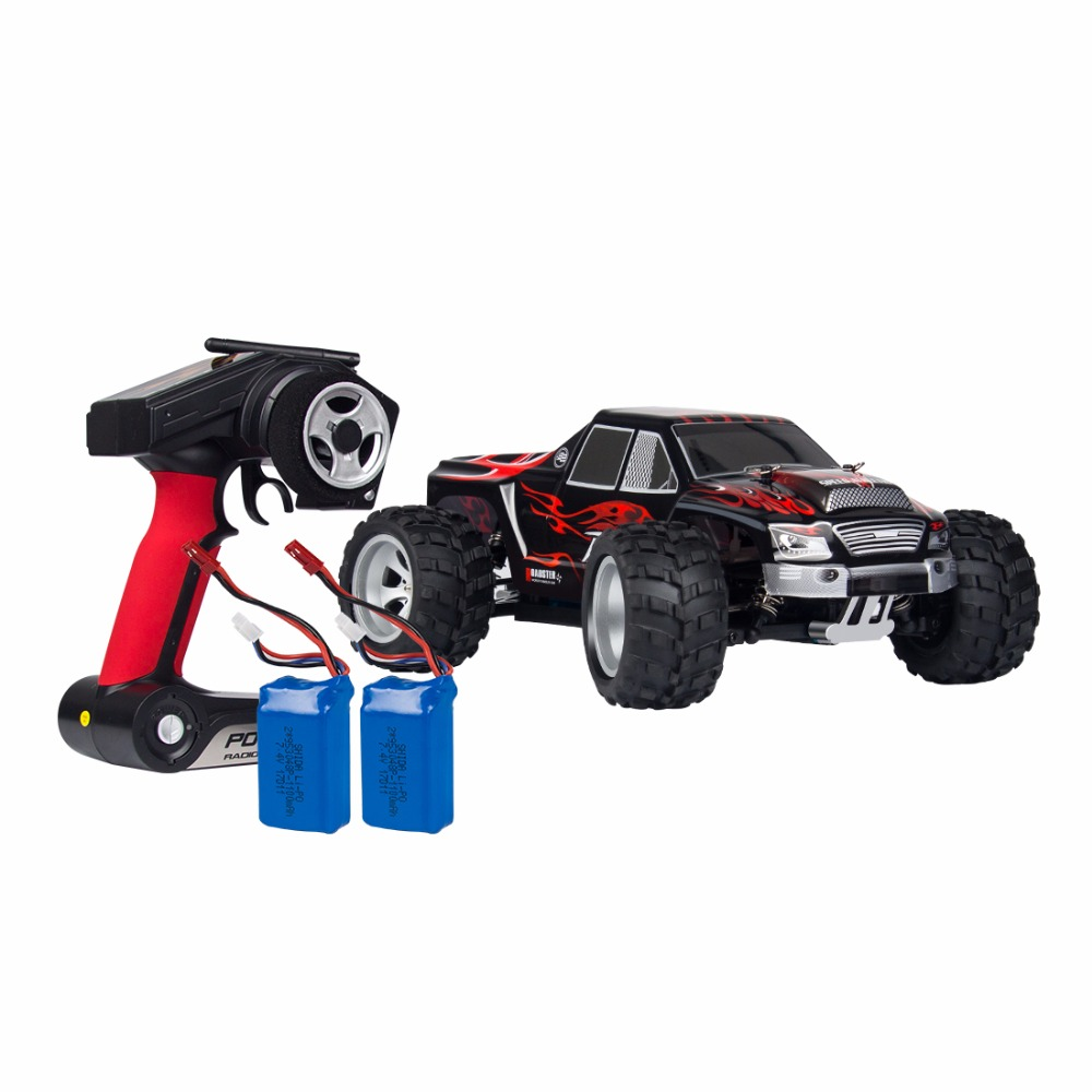 RC Car 4wd WLtoys Electric RC Car Road Remote Control Car with 1:18 Scale RC Monster Truck 2.4Ghz 4WD High Speed Racing Car wltoys 12402 rc electric truck supper car 1 12 4wd 2ch radio remote control high speed off road monster climbing car vehicle toy