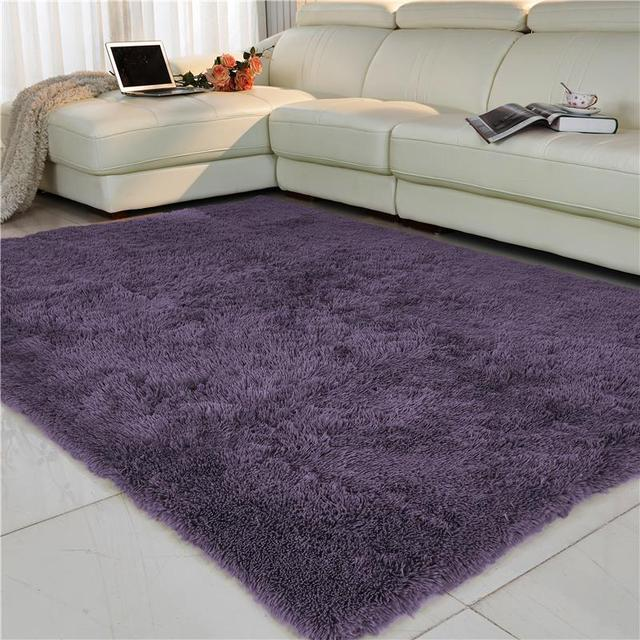 Free Shipping Anti Slip 80x120cm Thick Large Floor Carpets For Living Room Modern Area Rug