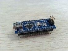 Freeshipping !!! 10PCS Nano 3.0 controller compatible with for arduino nano CH340 USB driver NO CABLE NANO V3.0