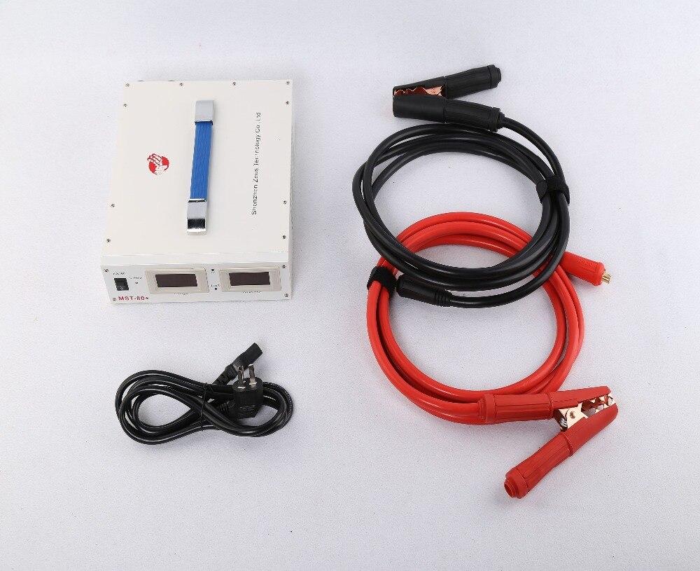 Automotive Voltage Regulator for ECU Programming MST 80+