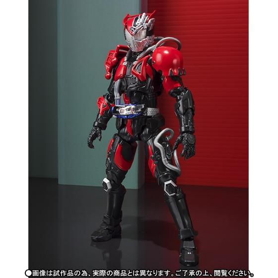 Anime Kamen Rider Drive Original BANDAI Tamashii Nations S.H. Figuarts / SHF Exclusive Action Figure - Super Dead Heat Drive
