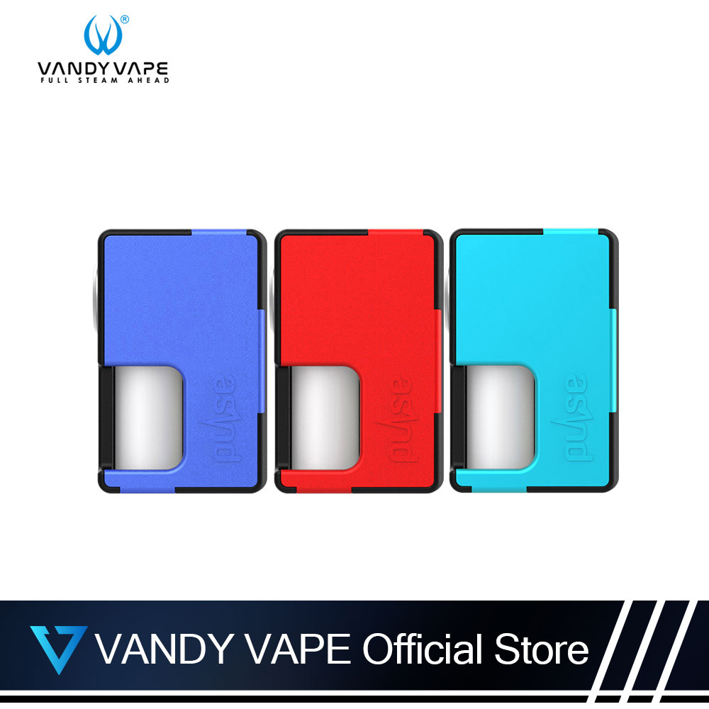 hight resolution of original vandy vape pulse bf box mod with 8ml bottle capacity compatible with 18650 20700 battery for electronic cigarette