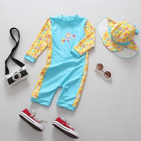 swimwear para meninas de poliester beach verao babados solidos maios