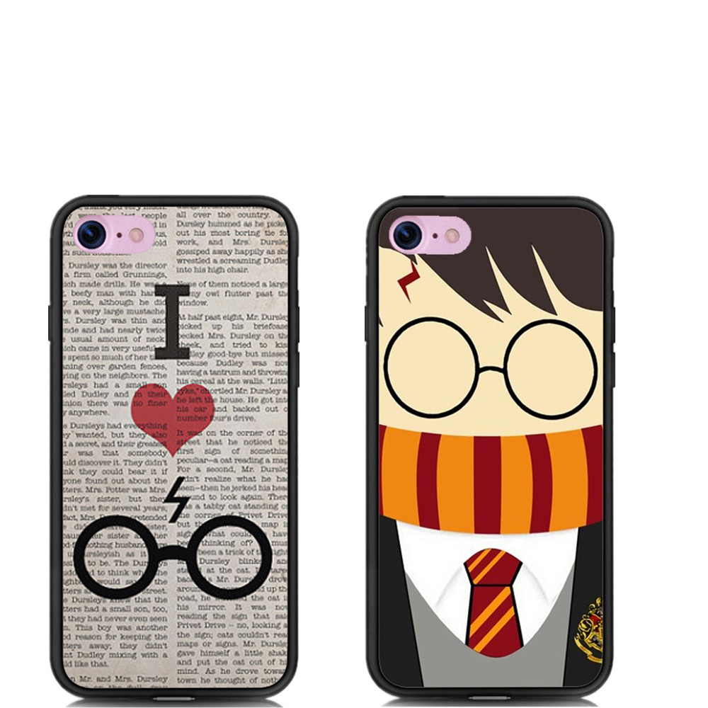 harry potter silicone iphone 6 case