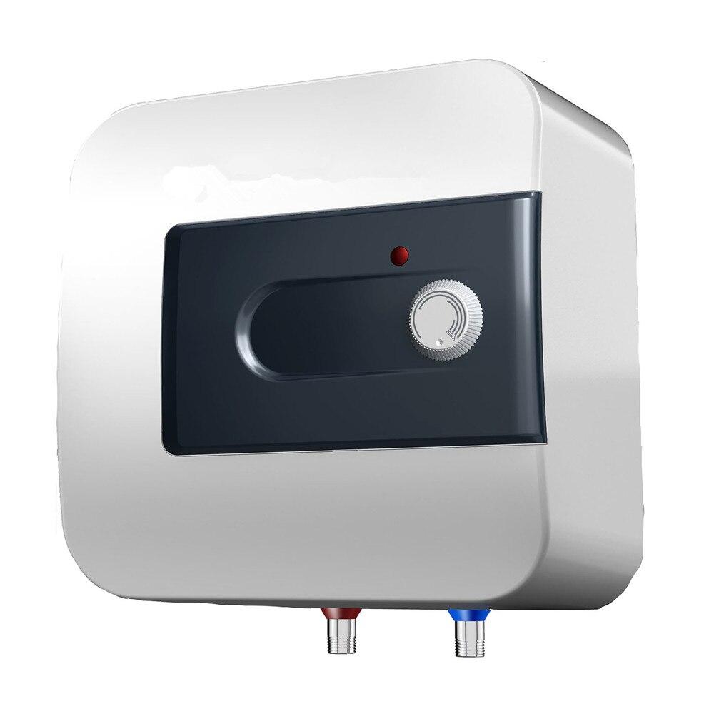 10l Mini Platz Tank Elektrische Schnelle Warmwasserbereiter Für Haushalt Bad Schnelle Dusche Momentanen Induktionserwärmung Kessel Hochwertige Materialien