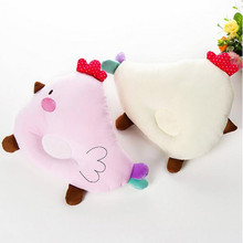 New Baby Shaping Pillow to finalize baby design pillow Correct the flat head Prevent a cartwheel pillow Chick cartoon