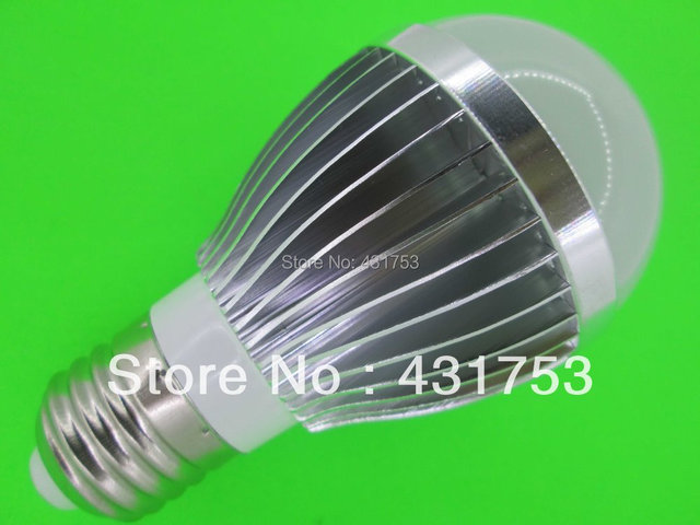 top fasion special offer ccc ce rohs e27 led bulb lamp ac85 - 265v dimming bubble , warm / cool 5 * 2w + free shipping
