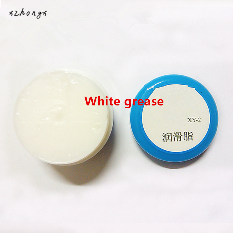 XNWY New XY-2 white grease lubricated plastic gear machinery and equipment CPU 50g