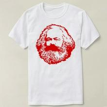 Communist Karl Marx Stalin revolution lenin Mao Zedong DIY men and women short sleeve Tee  Fashion Classic Unique giftT-Shirt