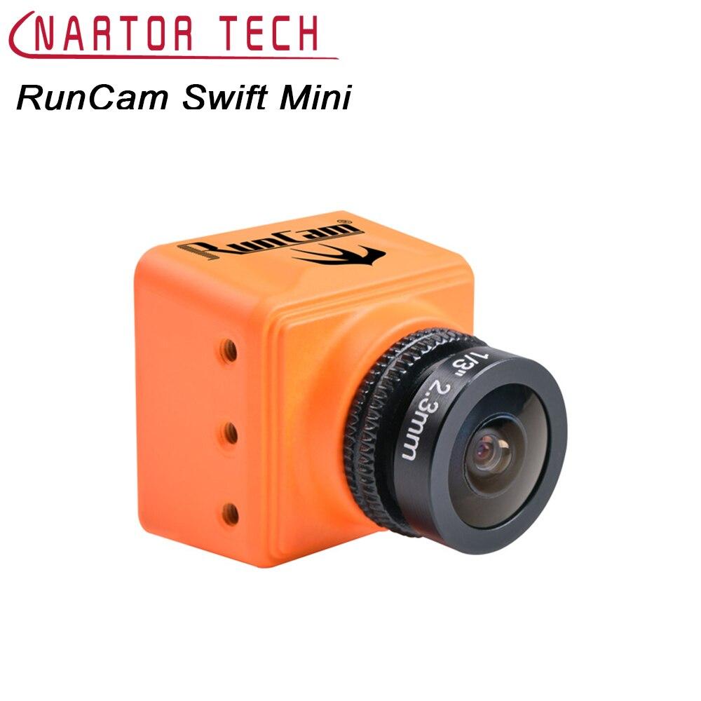 RunCam Swift Mini Camera VDC 5-36V FPV Camera for Racing Drone RC Quadcopter genuine fuji mini 8 camera fujifilm fuji instax mini 8 instant film photo camera 5 colors fujifilm mini films 3 inch photo paper