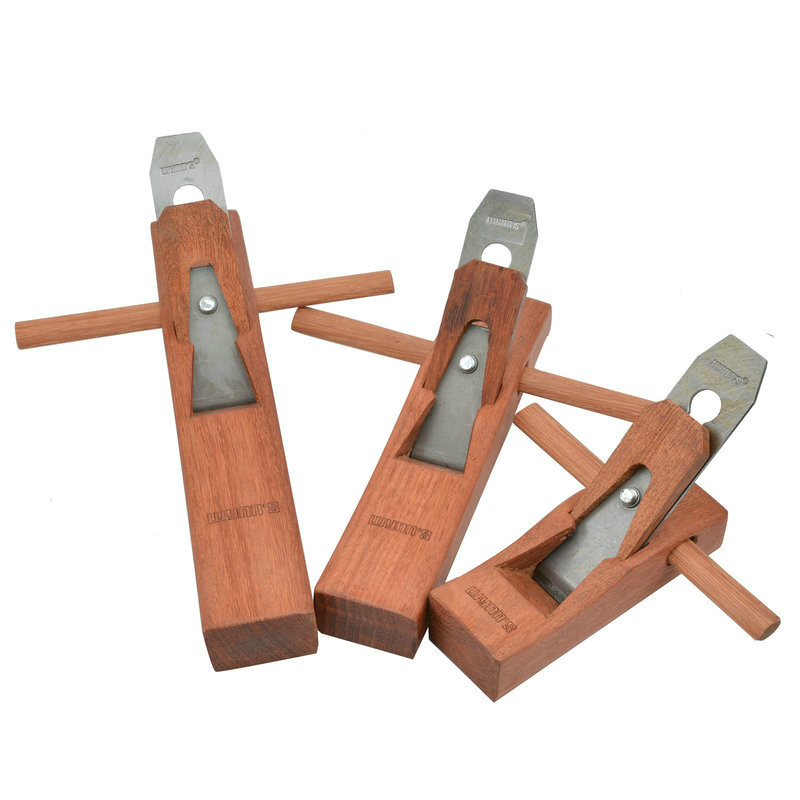 3 Pcs Per Set Mahogany Wood Planer Woodworking Planing Manual Wood Planing P A Mini Hand Plane 6 wood planer 152mm woodworking flat planer 1280w bench electric planer 0 3mm wood planer