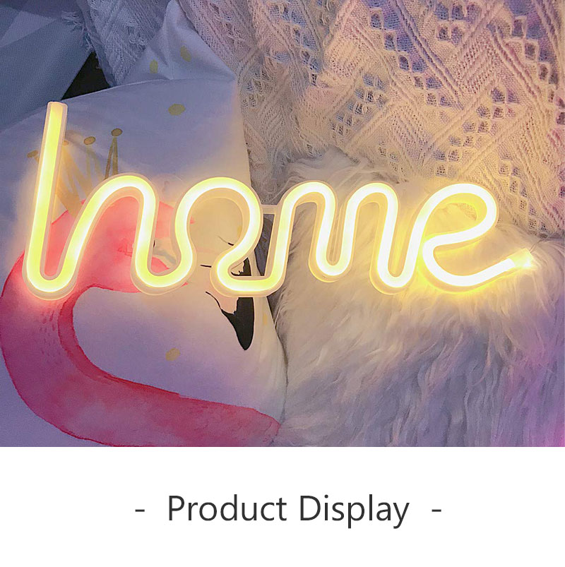 Creative Love in Heart Led Neon Sign Light for Holiday Xmas Party Wedding Decorations Bar Home Wall Decor Fashion Lighting (4)