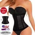 Novas das mulheres de sexy cintura corsets trainer reduzir o peso cinto de queima de gordura shapewear body shapers cintura cincher waspie belt