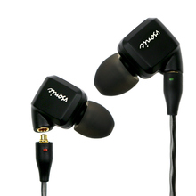 NEW VSONIC NEW GR07 BASS/CLASSIC Interchangeable cable  High Dynamic Noise Isolation Earphones