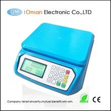 T570 digital  price computing scale digital price scale digital weighing scale 30kg counting scale