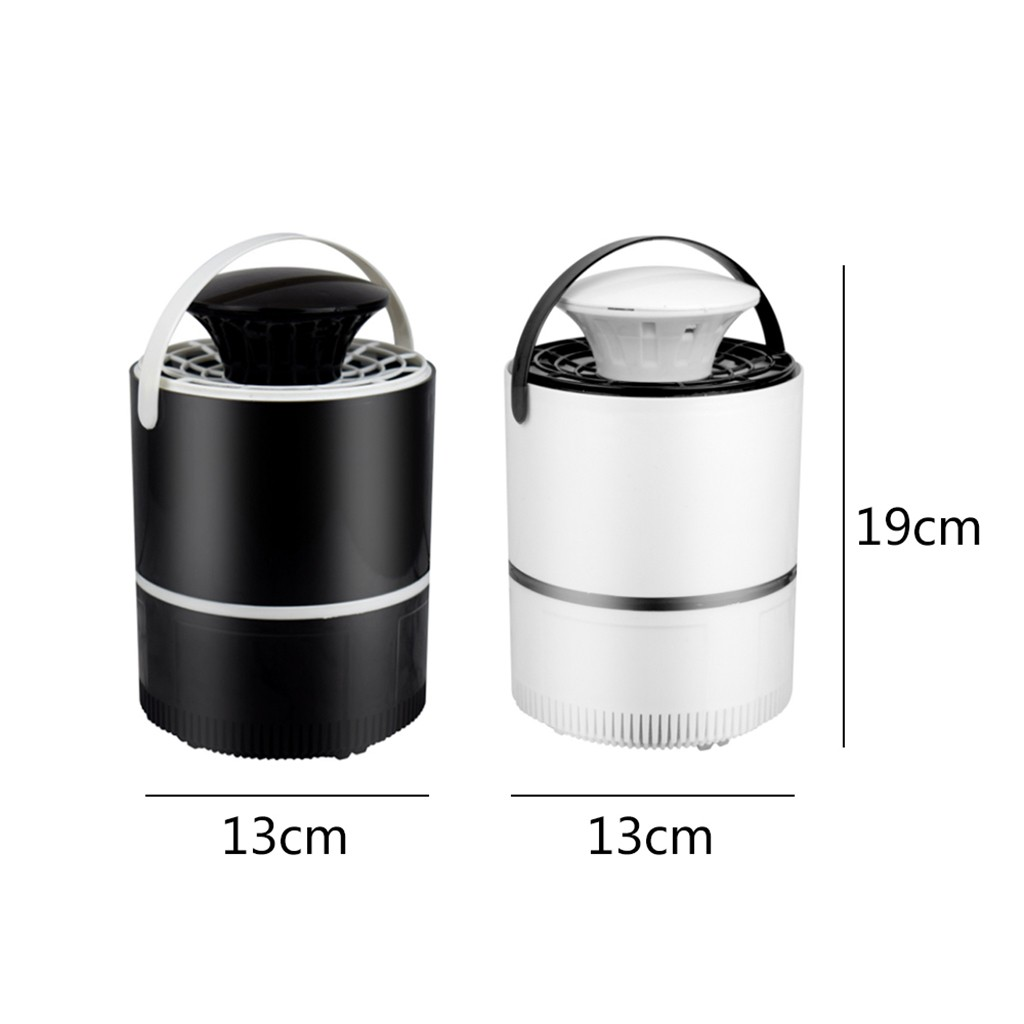Image 4 - anti mosquito night light anti mosquito insect trap Mosquito Killer Light 5W USB Smart Optically Controlled Insect Killing Lamp-in Repellents from Home & Garden