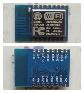ESP-12 Large Capacity flash-4M ESP8266 Serial WIFI Module Integrated Circuits