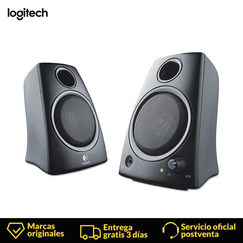 Logitech LGT-Z130 ordinateur PC haut-parleurs USB Mini haut-parleur Portable haut-parleur barre de son TV 5W stéréo musique maison haut-parleur extérieur