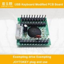 DIY USB-клавиатура, Модифицированная печатная плата, индекс запасов, Фьючерс, Clap машина, одночиповая плата, Бесплатный драйвер, универсальная о...