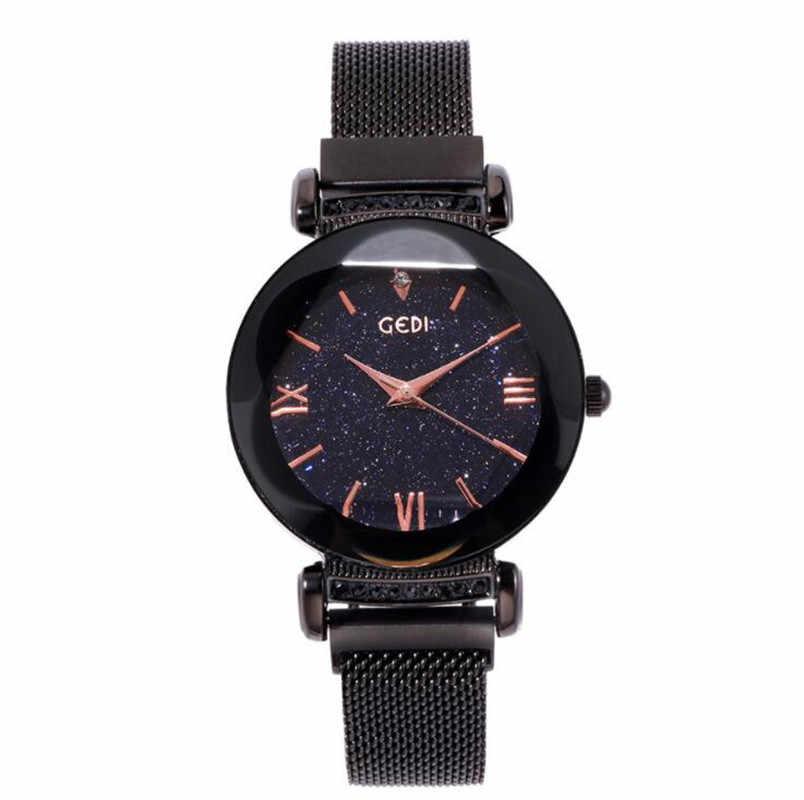 Relogio feminino женские часы lazy iron для отдыха Звездный Тренд простые водонепроницаемые