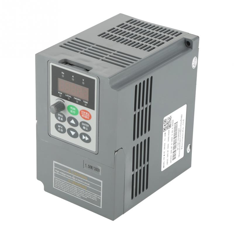 380V 1 5KW Variable Frequency Drive Converter Universal Three Phase Frequency converter Drive High Quality