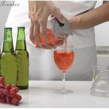 Бармен Коктейль барный шейкер проволока смешанный лед для напитков сито из нержавеющей стали фильтр Коктейльные бар аксессуары инструменты